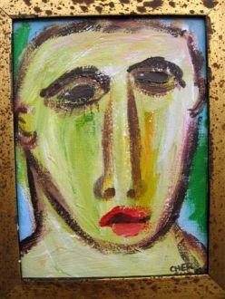By Appalachian Folk Artist Cher Shaffer