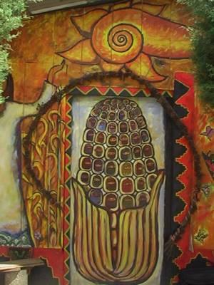 Zapatista Corn Art
