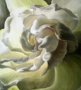 """""""Creation"""", acrylic by Lexi Sundell"""