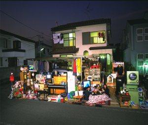 "Japanese Family & Belongings, ""Material World"""