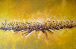"""""""Searching for Direction"""" by Liberian artist"""