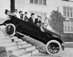 1918 Dort Automobile