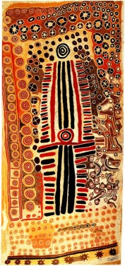 "Aboriginal Art ""Star Dreaming"""