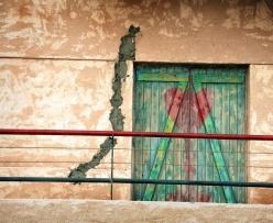 """photo, """"Heart and Door"""""""