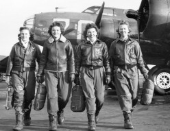 WWII female airforce pilots
