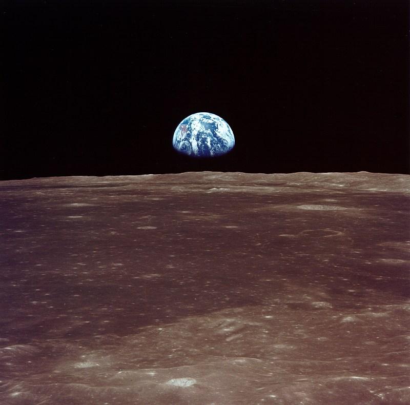NASA Earthrise - Apollo 8
