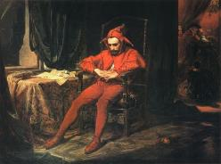 Stanczyk, 1862, by Jan Matejko