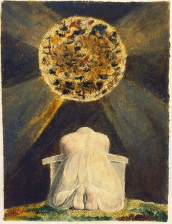 Color Plate, The Song of Los, William Blake 1795