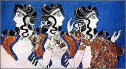 The Melissae, a Triad of Divinatory Ancient Greek Priestesses