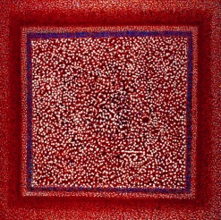 Window of Unknowing, Red, John Pousette-Dart