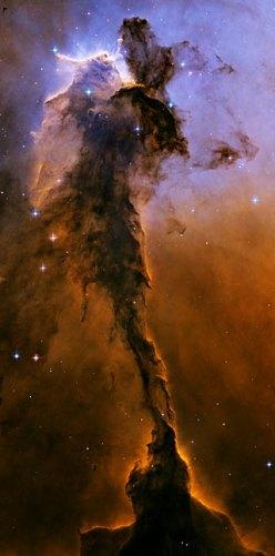 "Hubble ""The Eagle Has Risen"""