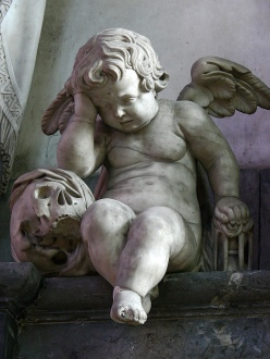Weeping Angel of Amiens