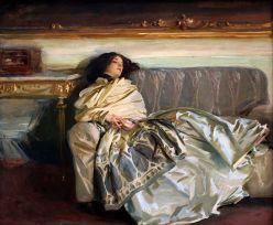 "Nonchaloire (""Repose""), John Singer Sargent, 1911"