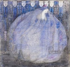 The_Mysterious_Garden_(1911)_by_Margaret_Macdonald_Mackintosh