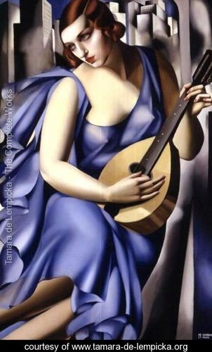 Blue-Woman-with-a-Guitar-(Femme-bleu-a-la-guitare)