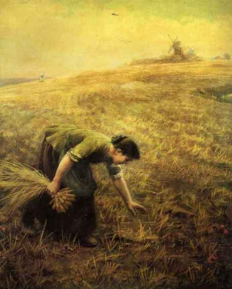 Gleaning_by_Arthur_Hughes-1