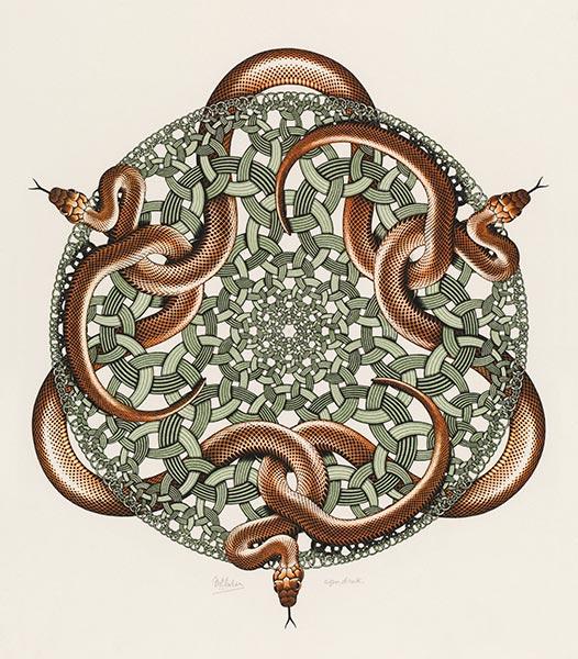 LW448-MC-Escher-Snakes-19691