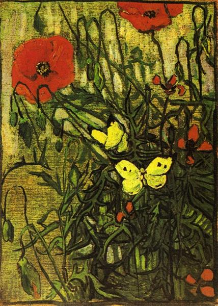 poppies-and-butterflies-1890.jpg!Large